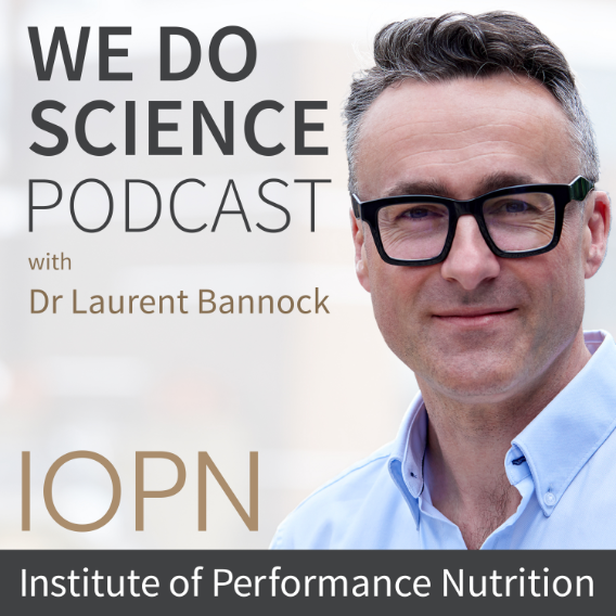 We Do Science podcast with Dr Laurent Bannock