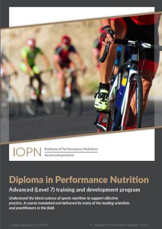 IOPN Diploma course brochure cover